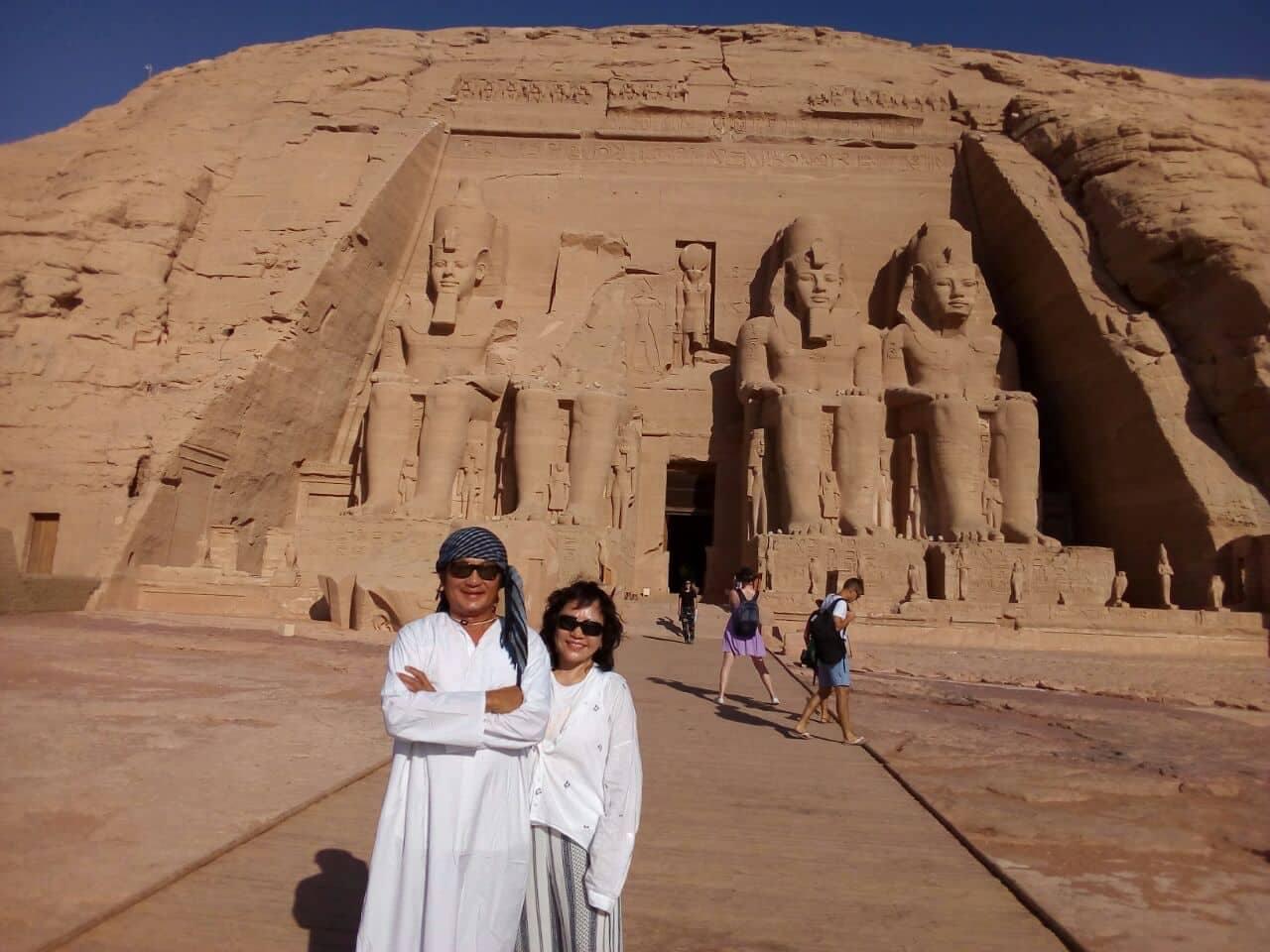abu simbel tour desde aswan