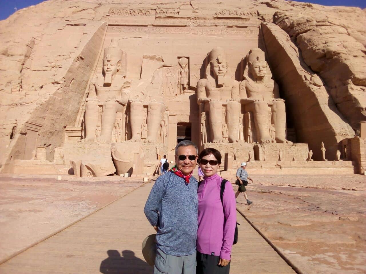 visite el templo de abu simbel con venga egipto