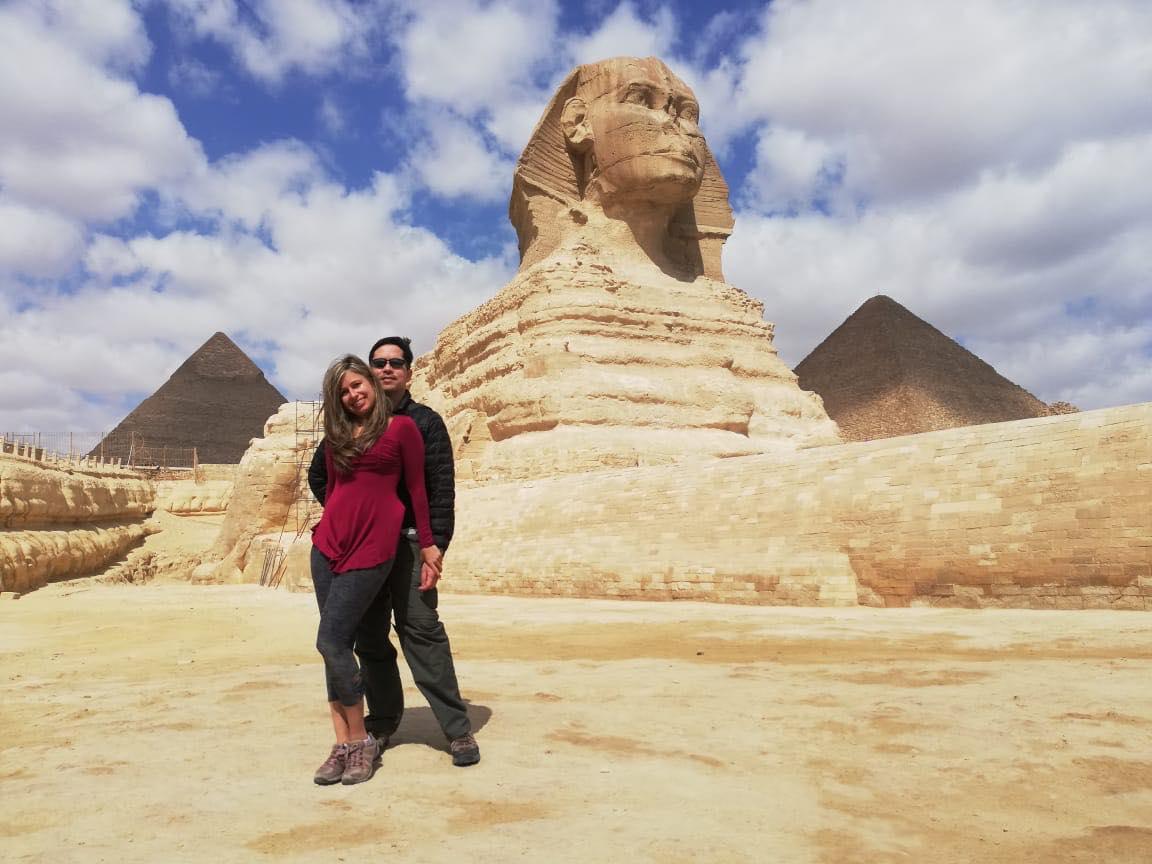 vacaciones cortas en El Cairo