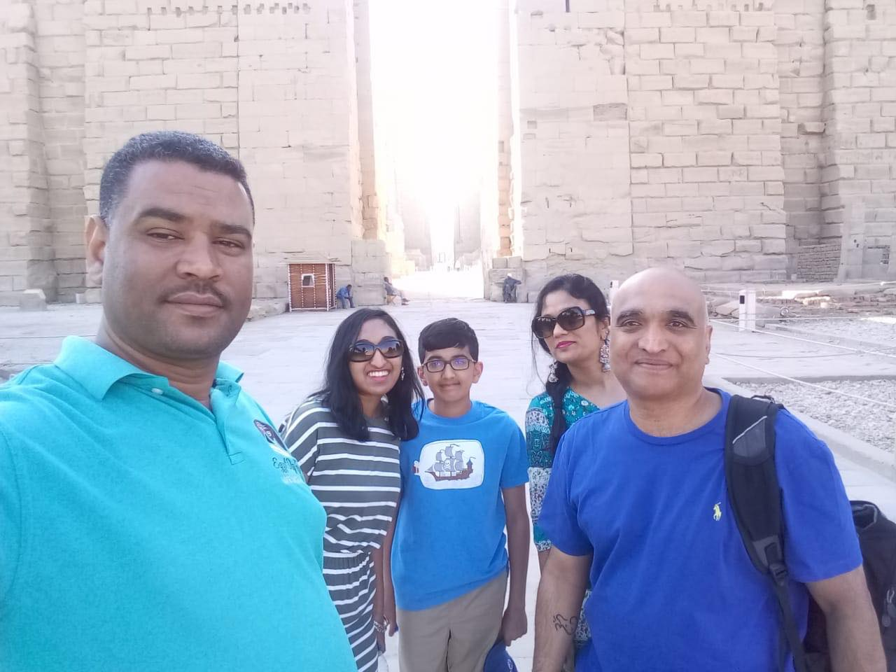 Tour de un día desde Hurgada a Luxor