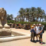 Las pirámides Saqara y la ciudad de Menfis excursión
