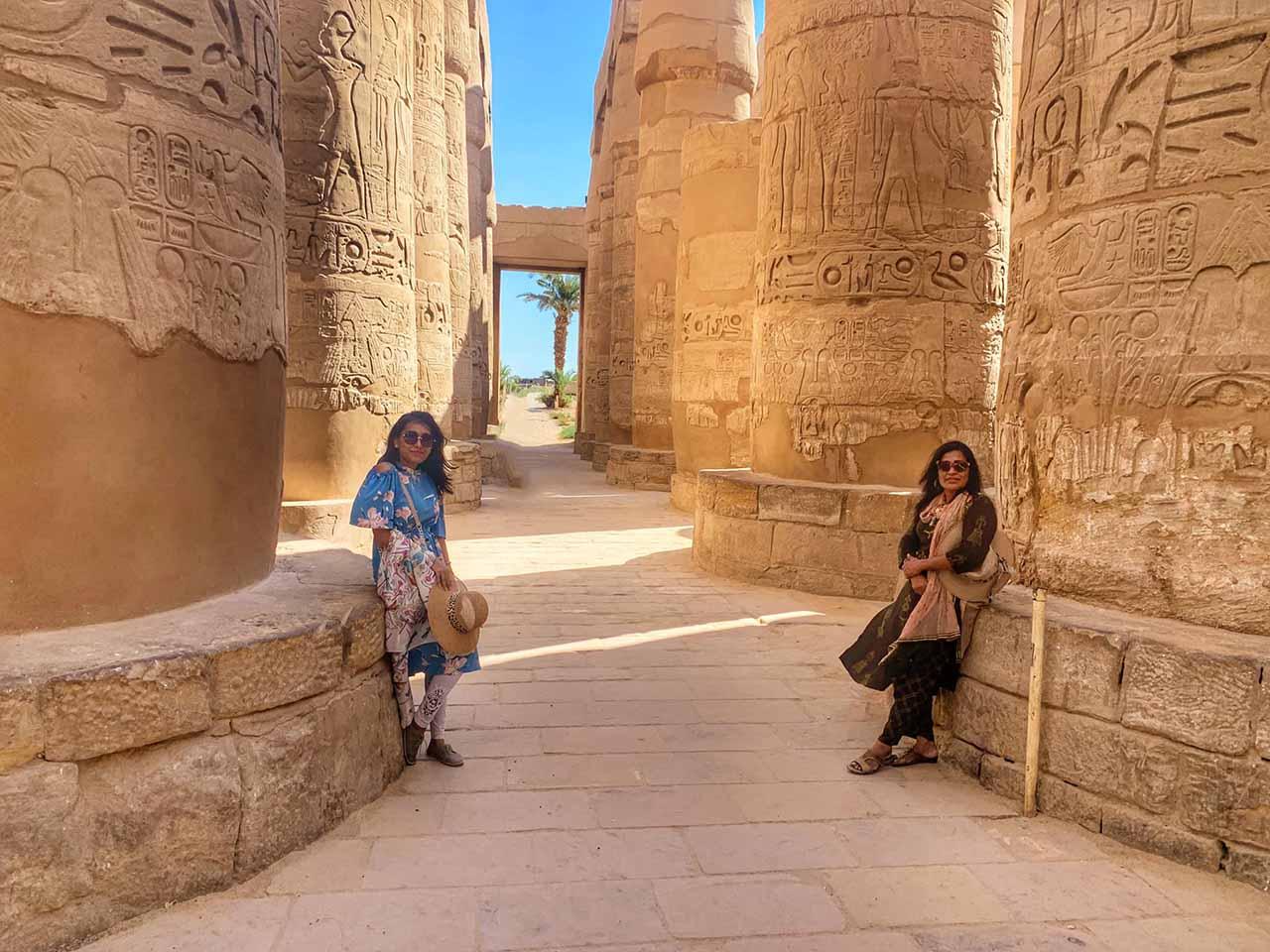 Excursión de un día a Luxor desde el puerto de Safaga