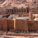 Excursión desde Sharm El Sheij a Santa Catalina