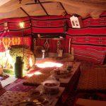 Cena beduina en el desierto de Sharm El Sheij