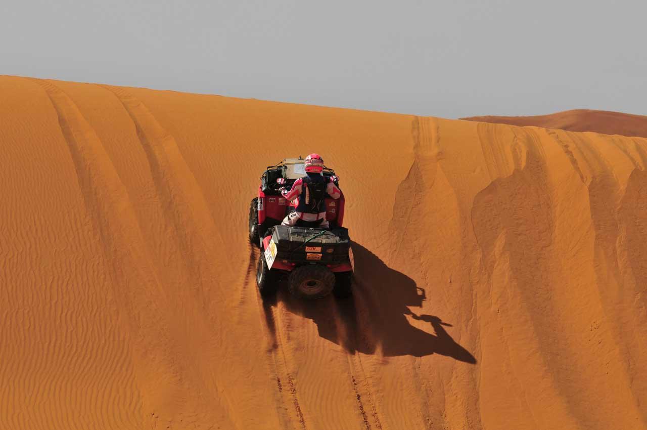 aventura de safari en Hurghada