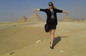 pyramids of giza and sphinx excursion