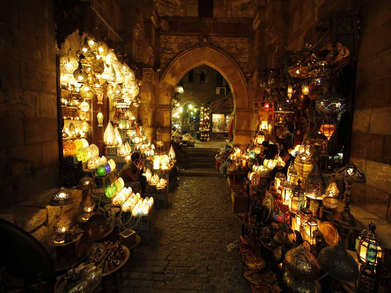 Tour por la calles de El Cairo